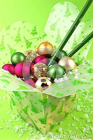 Free Take-Out Christmas Stock Image - 2761791