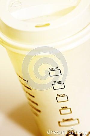 Free Take-out Coffee Stock Photos - 5040763