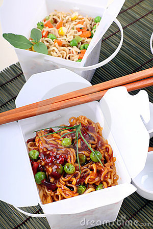 Take Out Noodles
