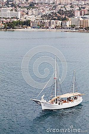 Take the sea Editorial Stock Image