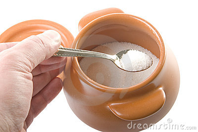 Take sugar