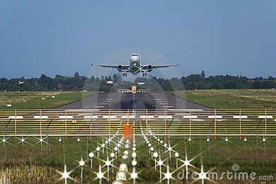 Takeoff of