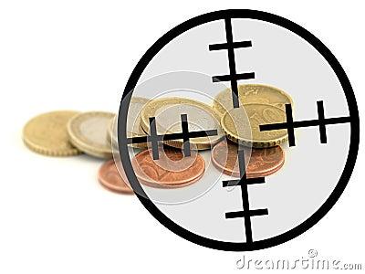 Taking aim at euro