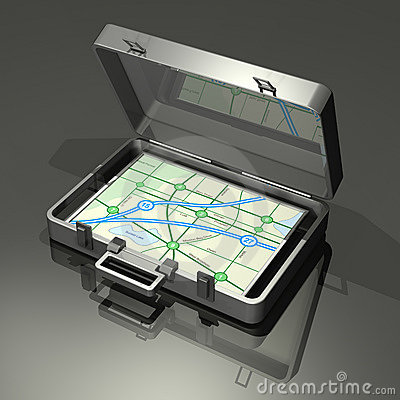 Taking a Map With You