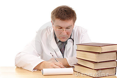 Taking medical notes
