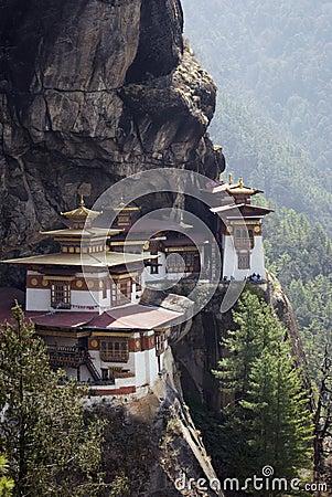 Free Taktshang Goemba, Bhutan Stock Image - 14398581