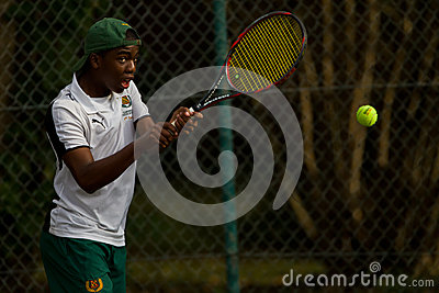 Talent Tennis Tournament Editorial Photography