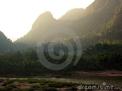 Tales of the riverbank Laos