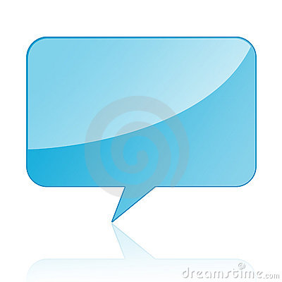 Free Talk Bubble / Speech Bubble Stock Photography - 5233432