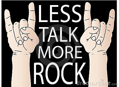 Less Talk More Rock