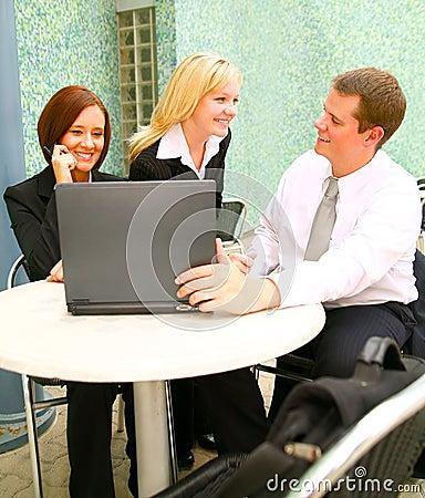Talking In Meeting