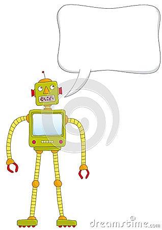 Talking robots