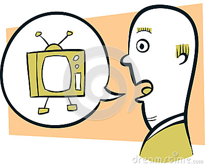 Talking Television