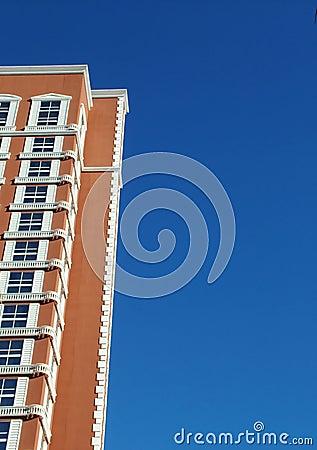 Tall Brick Hotel