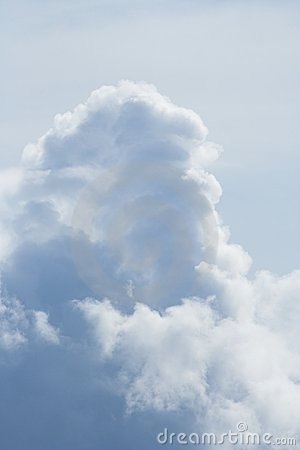 Tall cloud