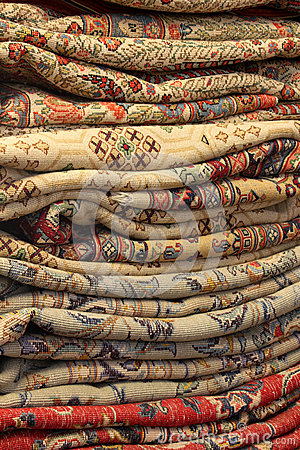 Tall Pile Persian Carpets