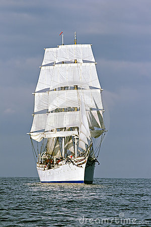 Free Tall Ship Stock Photography - 19189522