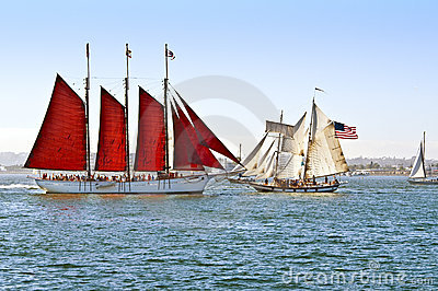 Tall Ships Editorial Photography