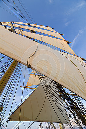 Free Tall Ships Rigg Royalty Free Stock Photo - 27639125