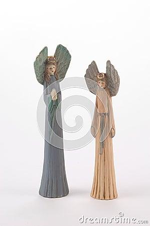 Tall, Thin Angels