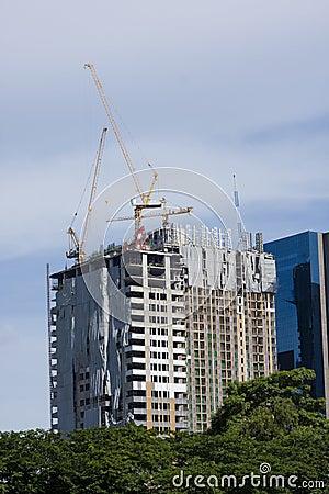 Tallest building construction
