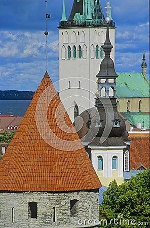 Tallinn churches no.1
