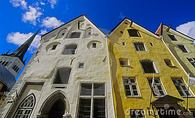 Tallinn houses no.1
