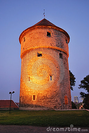Tallinn, the tower Kick-in-de-Keck