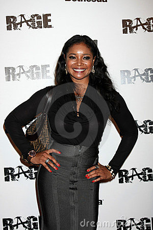 Tamala Jones, Rage Editorial Photography