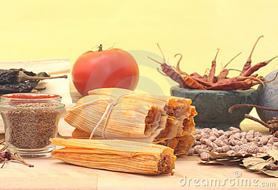 Tamales and Spices