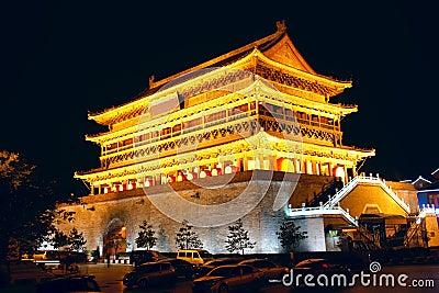 Tambor-torre de Sian