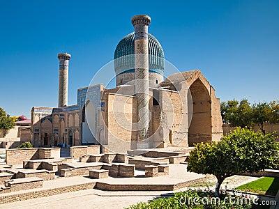 Tamerlan mausoleum