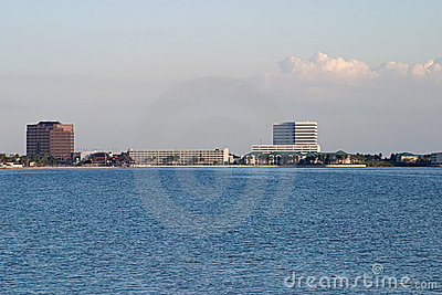 Tampa Florida Skyline 2
