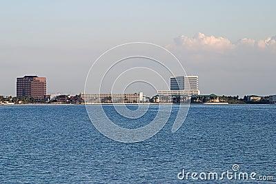 Tampa Florida Skyline 2