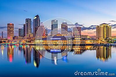 Tampa, Florida, USA Stock Photo