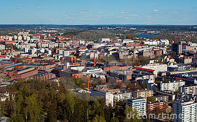Tampere city