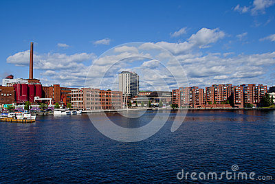 Tampere Wide angle Shot Editorial Photography