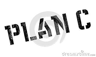 Tampon en caoutchouc du plan c illustration de vecteur - Planning menage c est du propre ...