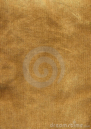 Free Tan Corduroy Fabric Detail Stock Image - 5617091