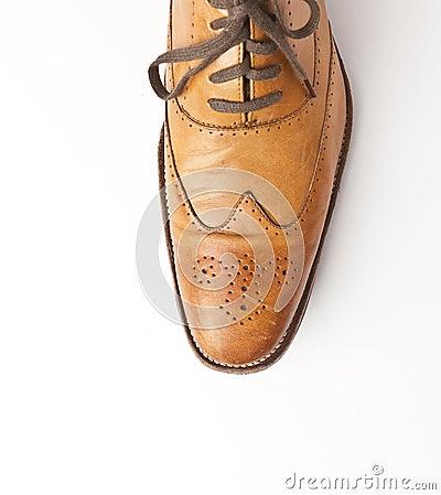 Tan Mens Dress Shoes