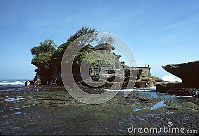 Tanah Lot Temple Indonesia