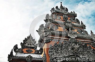 Tanah Lot Temple s Gate