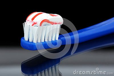 Tandenborstel.