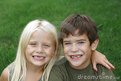 Tandenloze Grijns