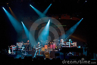 Tangerine Dream live Editorial Image