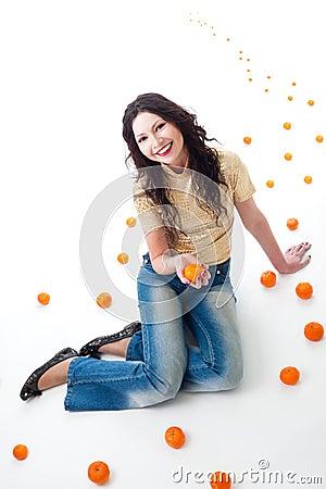 Tangerine fantasy