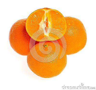 Free Tangerines Stock Photos - 7649303
