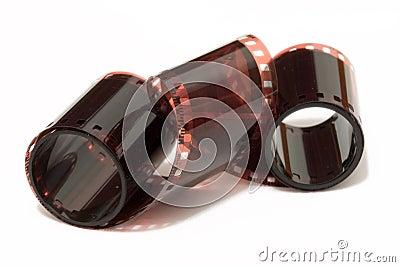 Tangled Film Roll