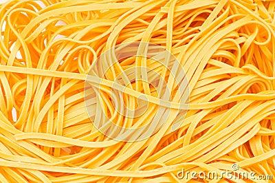 Tangled spaghetti