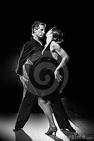 Free Tango Dance Stock Image - 4228341